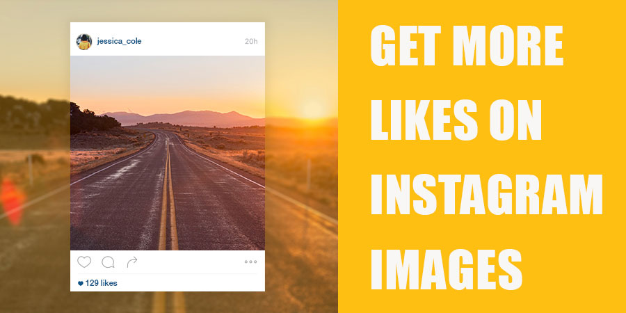 get likes on instagram images